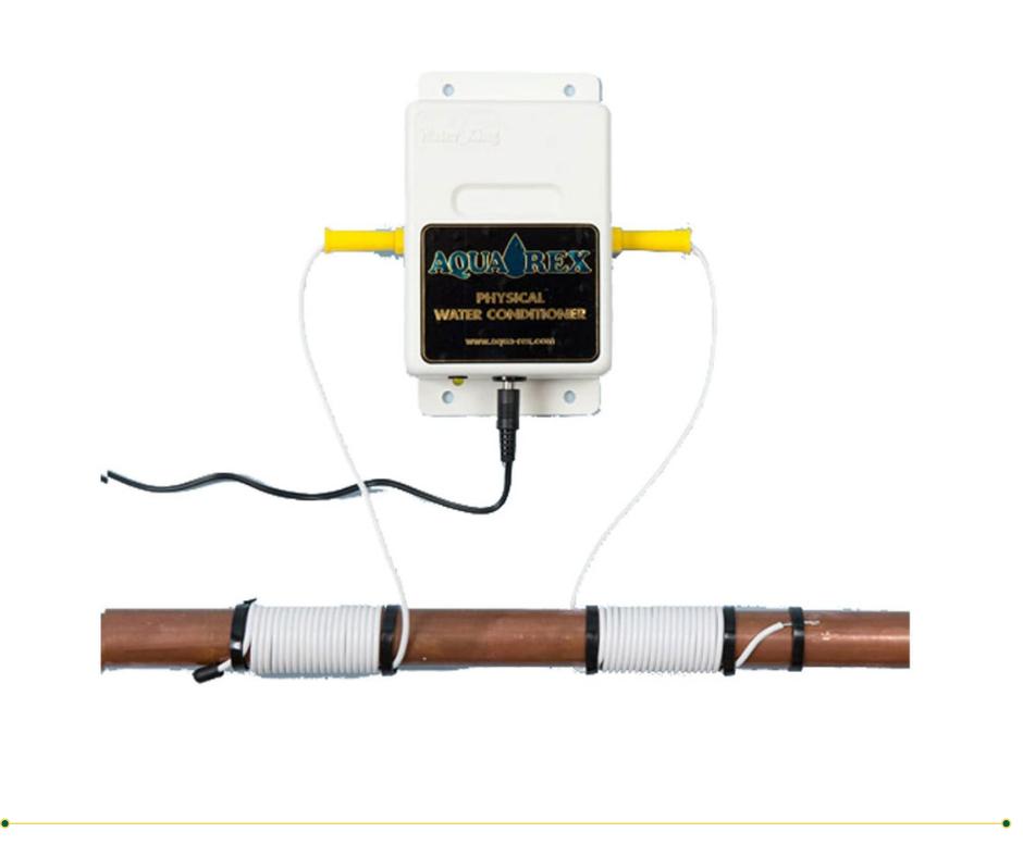 Aqua-Rex WK1 Electronic Water Softener