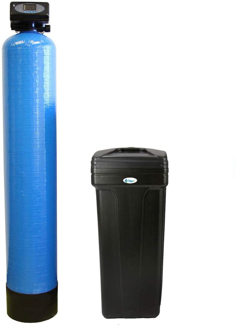 Tier1 Everyday Series Water Softener for Well Water