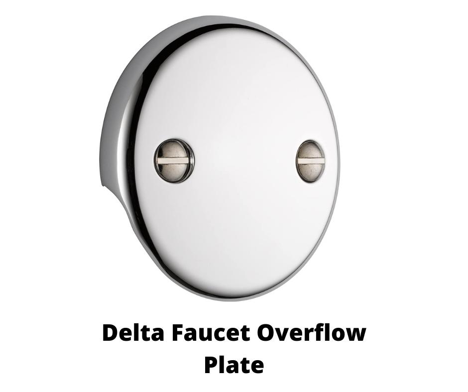 Delta Faucet U2693-PK Overflow Plate