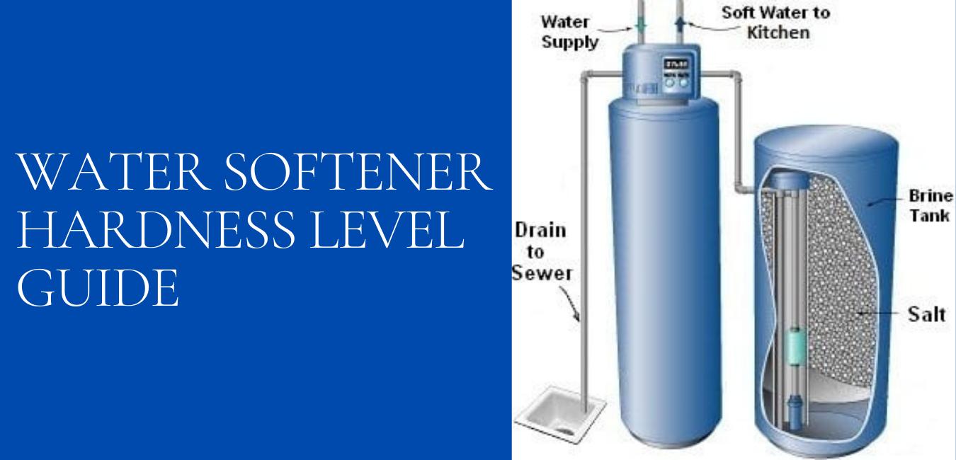 Water Softener Hardness Level Guide