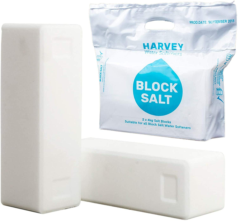 Harvey Block Salt for Water Softeners